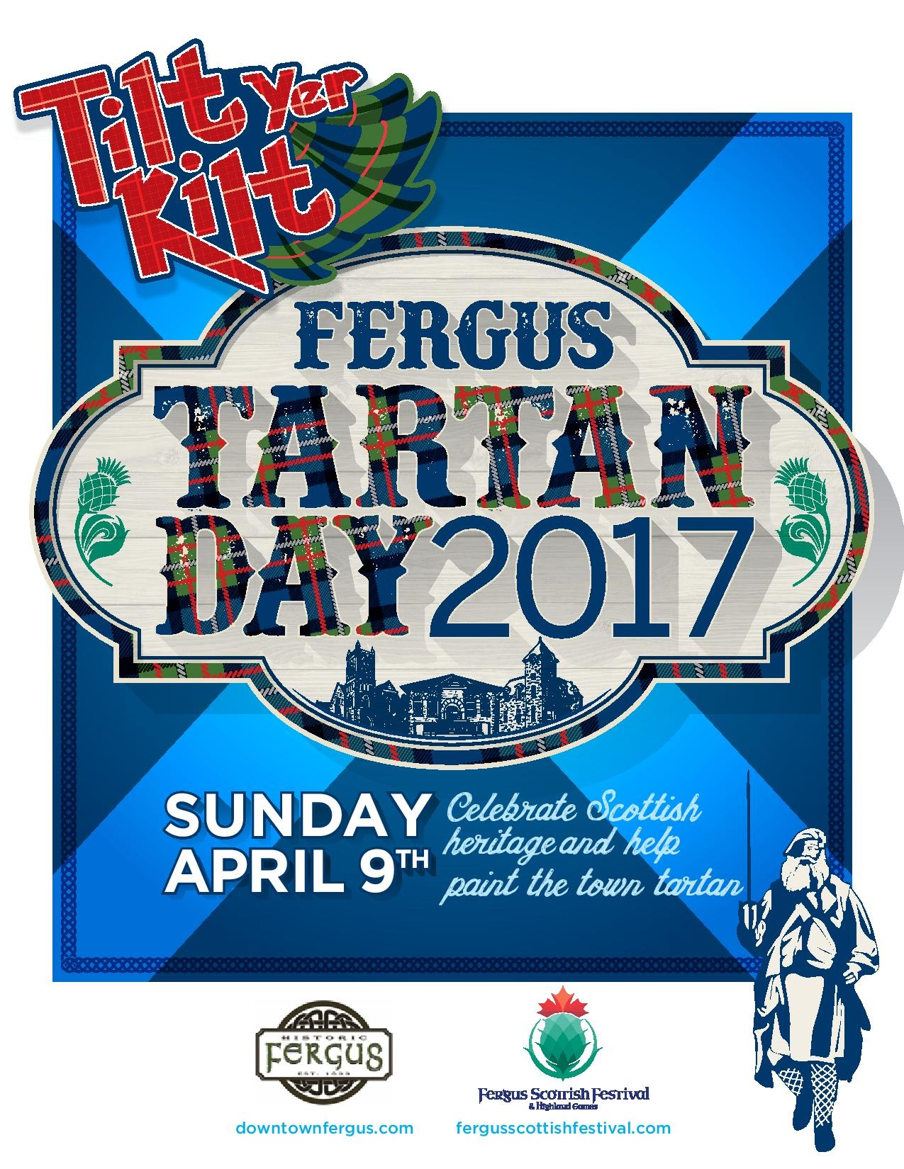 What Is Tartan national tartan day | fergus scottish festival 2017