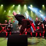 Red Hot Chilli Pipers- Music at the Fergus Scottish Festival