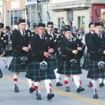 Pipes, Plaid, and Pageantry Parade - Fergus Scottish Festival
