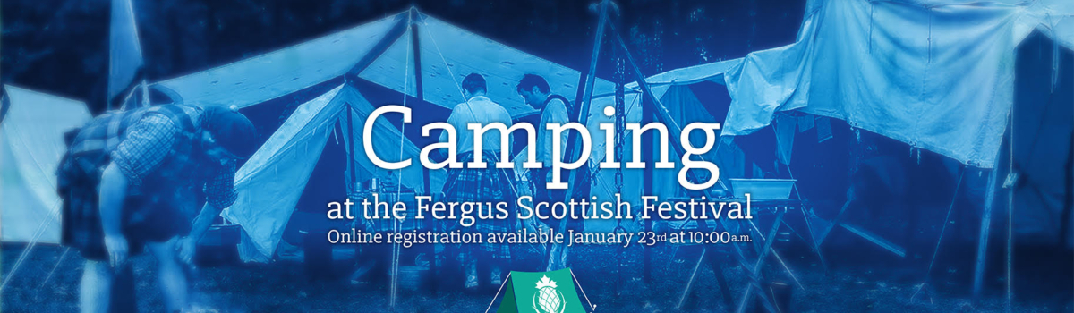 2017 Camping Registration Begins Monday January 23rd at 10:00am!